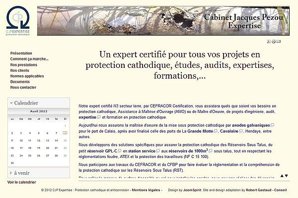 Cabinet Jacques Pezou Expertise
